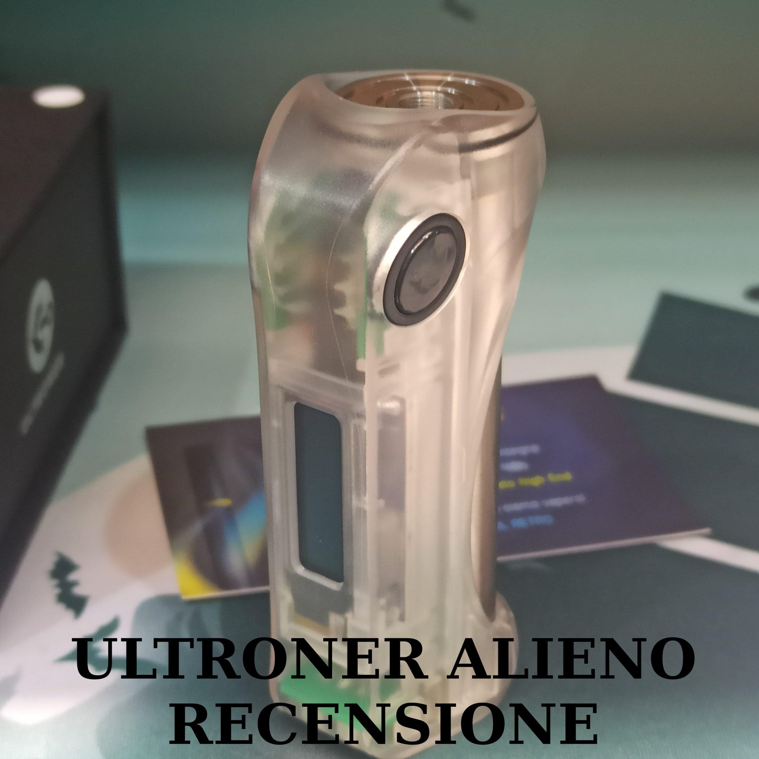Recensione: Ultroner Alieno ~ Svaposervizi