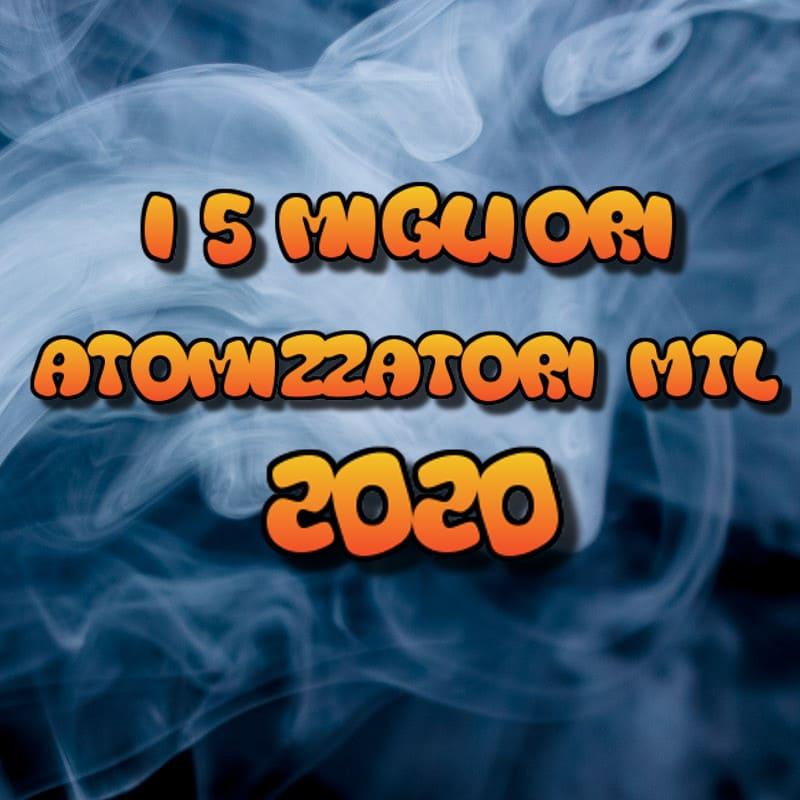 Migliori atomizzatori MTL guancia 2020
