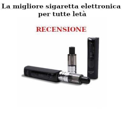 Miglior sigaretta elettronica per tutte le età | P16A
