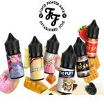 eJuice Depo aromi Food Fighter | originali aromi Americani